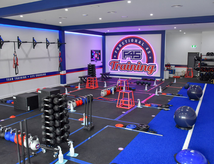 F45 Bowral has had a complete refurbishment