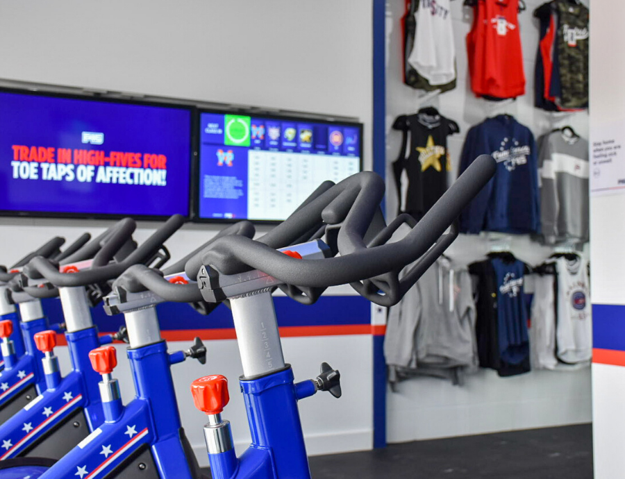 State of the art equipment at F45 Bowral