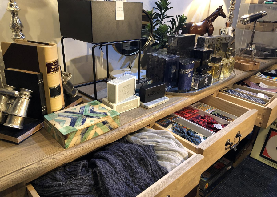 Fashion and stylish Fathers Day Gifts from Bowerbird on Argyle