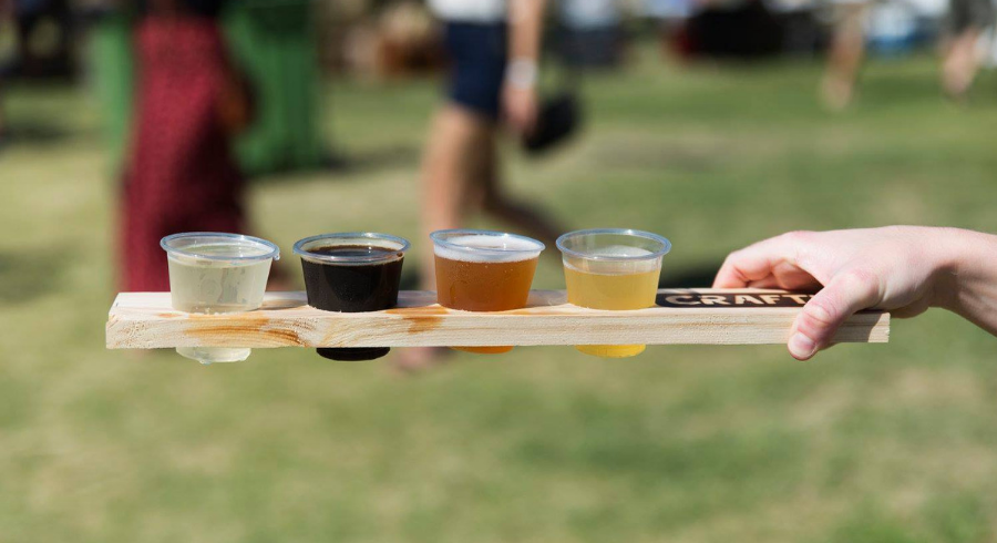 Highlands Beer Festival Paddle