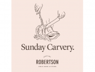 Sunday Carvery at Robertson Public House