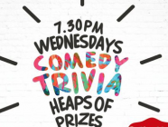 Comedy Trivia at The Bowral Hotel