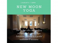 New Moon Yoga Event