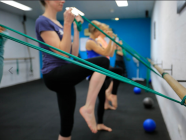 Barre Attack at Simply Fitness