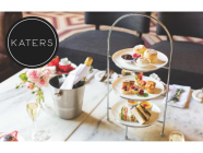Gourmet High Tea Delights at Katers Restaurant