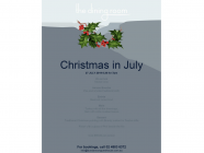 Christmas in July at The Bundanoon Guest House
