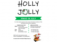 Christmas in July at Yerrinbool