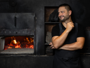 FIRESIDE CHAT // Lennox Hastie Coming To The Highlands For Wild Harvest Feast