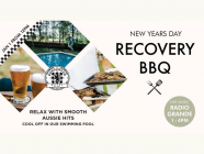 New Years Day Recovery BBQ and Radio Grande Live at Bundanoon Hotel