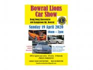 Bowral Lions Car Show