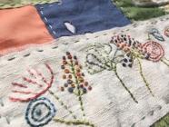 Slow Stitching 101 - Lisa Mattock