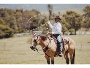 Horsemanship Clinic With Anthony Desreaux
