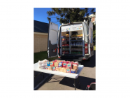 Mobile Community Pantry