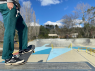 Bundanoon's Awesome New Skate Park Now Open