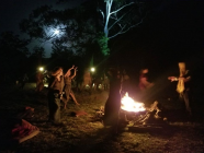 Dancing Freedom under a Full Moon with Sara-Jane Cleland