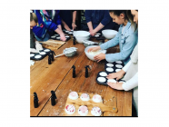 Bath Bomb School Holiday Workshops Bare Body Beauty Co