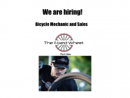 Bicycle Mechanic and Sales | Part Time