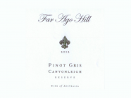 Far Ago Hill Wines (BY APPOINTMENT)
