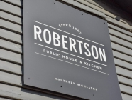 Robertson Public House and Kitchen