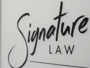Signature Law