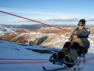 Local Paralympian Climbs To New Heights