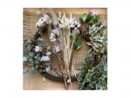 Wreath Design Workshop with Florals&Fika
