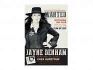 Jayne Denham at Mittagong RSL Club