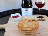 Pies & Pinot at Cherry Tree Hill Wines