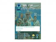 BPL Cup at Robertson Bowling Club