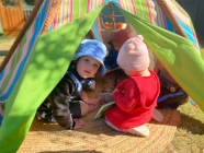 THE FOLD LOVES A STICKY BEAK // Explorers Learning Academy at Mittagong West