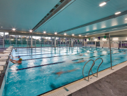 Aquabliss Frensham is offering one free adult swimming lesson!