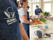 EXPERIENCE THIS // Pastry Cooking Class at Mumma's Country Kitchen