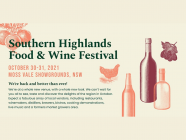 Southern Highlands Food and Wine Festival